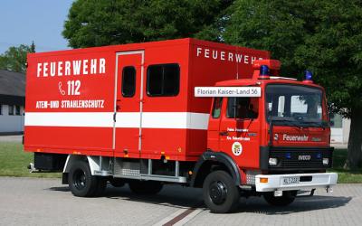 016 – 06.02.2019 – Gefahrgutunfall – Bruchmühlbach