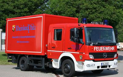 254 – 25.09.2019 – Gefahrguteinsatz – Bruchmühlbach