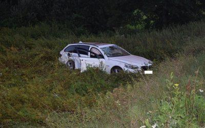 211 – 14.08.2018 – Verkehrsunfall – 9 Steinwenden