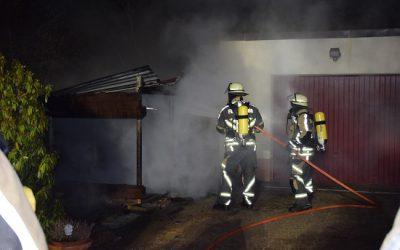 282 – 30.12.2018 – Rauchentwicklung aus Gebäude – Hütschenhausen