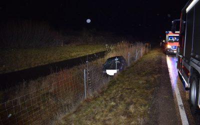 002 – 09.01.2019 – Verkehrsunfall – L356