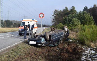 013 – 02.02.2019 – Verkehrsunfall – L356