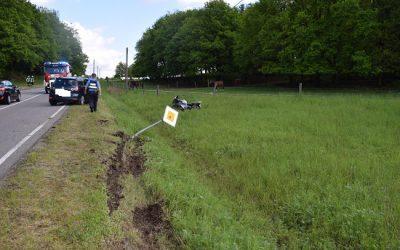 189 – 22.05.2019 – Verkehrsunfall – L363