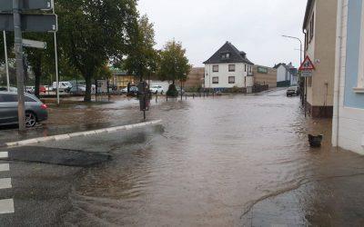 260 bis 266 – 01.10.2019 – Wasserschäden – VG Ramstein